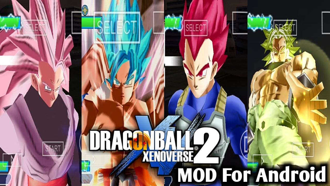 Dragon Ball Z Games Xenoverse 2