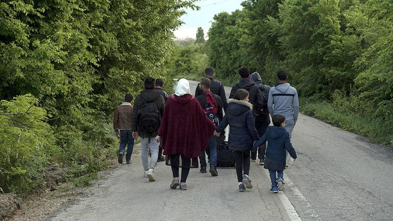 Αύξηση μεταναστευτικών ροών στην περιοχή του Βορείου Έβρου