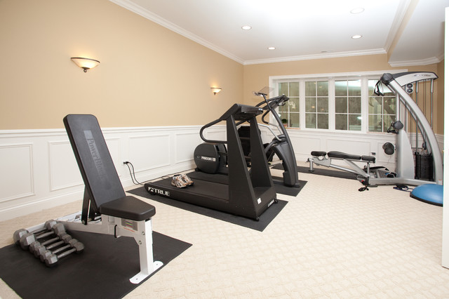 Carpets In A Home Gym? Yes or No?