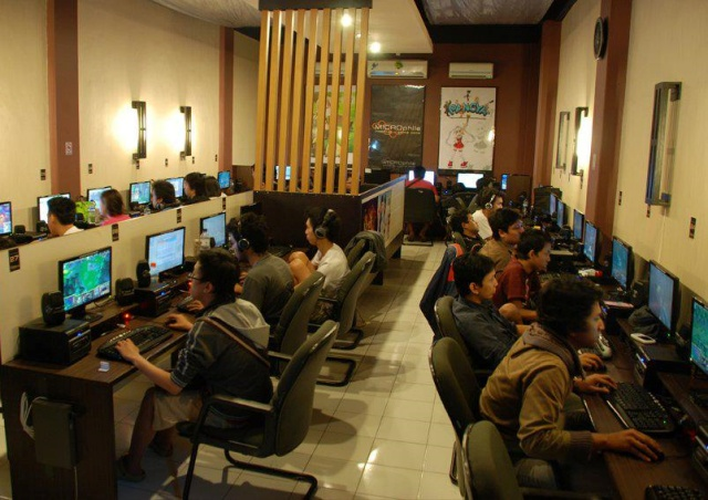 Cara Memulai Dan Mendirikan Kafe Internet