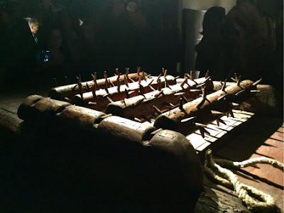 VENICE BLOG - Torture in Venice - Photo: Cat Bauer