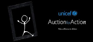 UNICEF: Help Childrens With This Online Auction