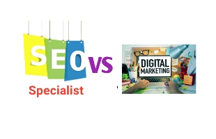 Difference Between Digital Marketing and SEO