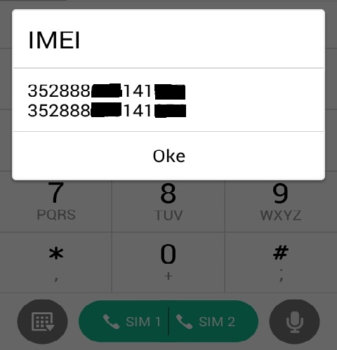 Cara Mudah Mengganti Imei Android Non Mediatek