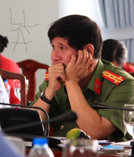 Đại tá Huỳnh Tiến Mạnh làm gì sau khi bị cách chức Giám đốc Công an Đồng Nai?