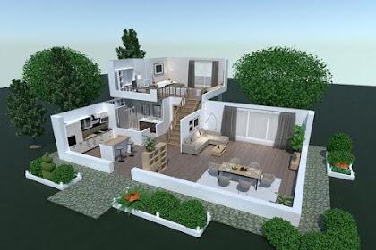 Ini Dia 4 Aplikasi Desain Rumah Online Gratis