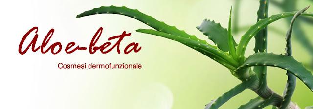 I cosmetici Aloe-beta con formula brevettata