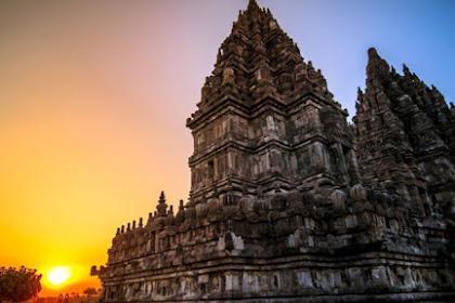 Pesona Wisata Sejarah Candi Prambanan Yogyakarta