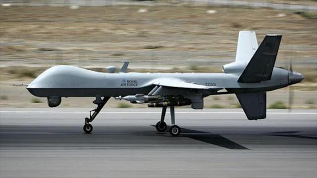 Drones británicos realizan asesinatos selectivos en Siria e Irak