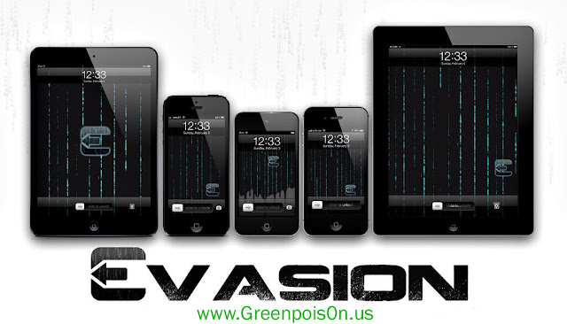 Download Evasi0n To Jailbreak iOS 6.x Untethered For All iDevices [ Update ]
