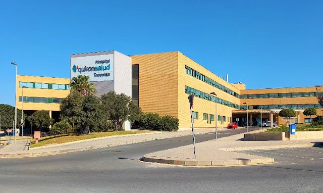 Quiron Hospital Torrevieja