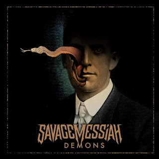 """Το βίντεο των Savage Messiah για το """"The Bitter Truth"""" από το album """"Demons"""""""