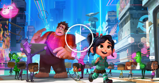 Watch Ralph Breaks the Internet: Wreck-It Ralph 2 Full Movie in HD Print