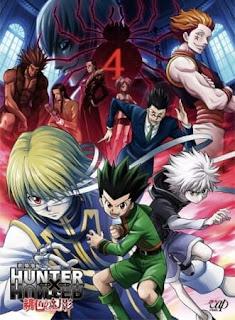 تقرير فيلم القناص: الشبح القرمزي Hunter x Hunter Movie 1: Phantom Rouge