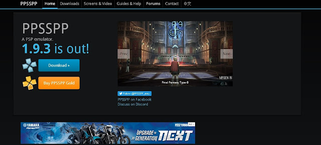 ppsspp game downloader