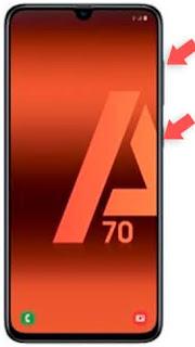 Cara Reset Samsung Galaxy A70 Lupa pola