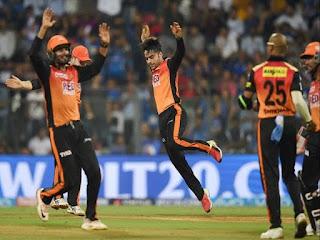 MI vs SRH 23rd Match IPL 2018 Highlights