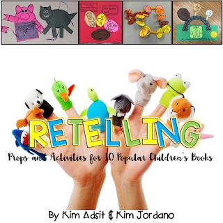 https://www.teacherspayteachers.com/Product/Retelling-Comprehension-Strategy-By-Kim-Adsit-and-Kimberly-Jordano-2886651