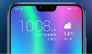 Cara mengatur kecerahan layar pada ponsel Huawei Honor 10