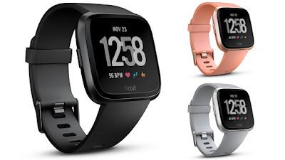 مميزات وعيوب مواصفات ساعة Fitbit Versa فيت بيت فيرسا للنصائح والارشادات