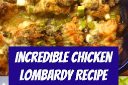 Incredible Chicken Lombardy Recipe #chickenlombardy #chickenrecipe #chicken