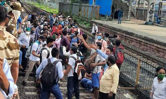 Mumbai Local Trains  Final decision with Chief Minister Uddhav Thackeray