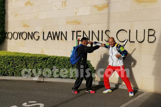 All Indonesian Final Tersaji di Final ITF G2 Victorian Seniors Championships