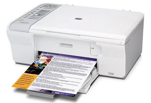 HP Deskjet F4280 Drivers Download