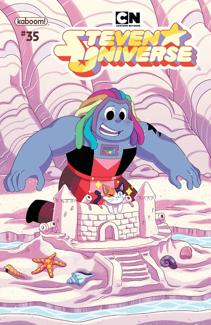 Steven Universe Ongoing (Issue) [Inglés][Cómic]