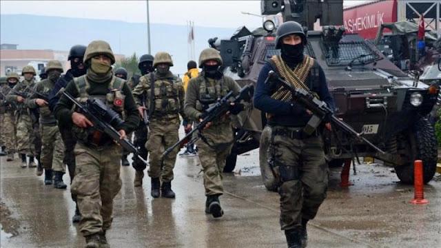 Turki Bantai ISIS Sampai ke Suriah