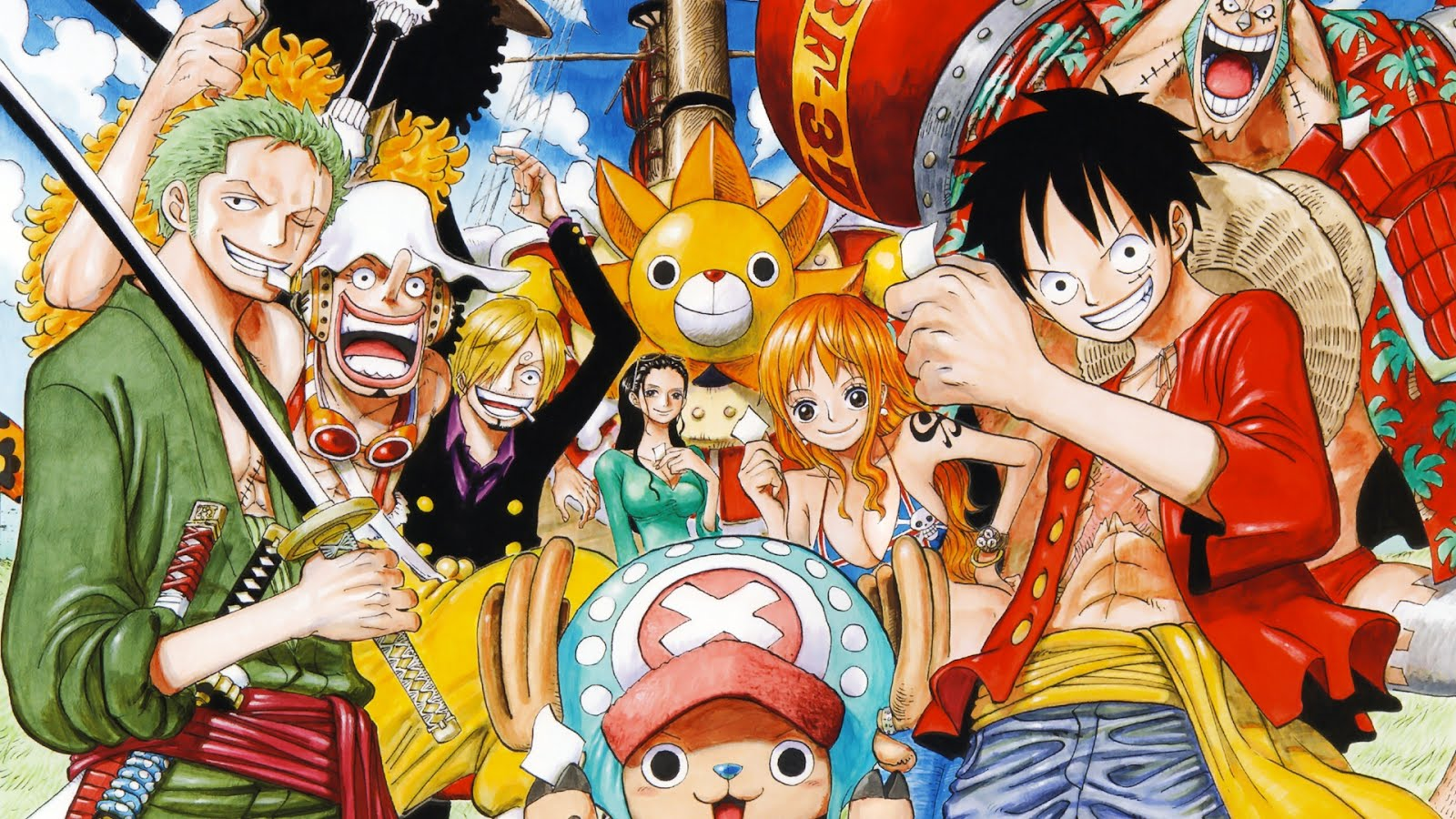One piece episode 845 english subbed | onepiece360.