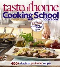 tasteofhome Cooking School Cookbook