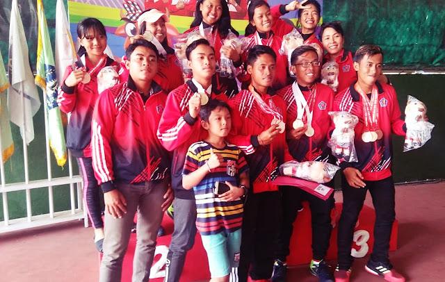 Porprov Bali XIV Usai, Coach Putu Yasa Optimis Bakal Muncul Petenis Handal dari Bali