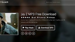 MP3 Quack (MP3Quack) – Search & Download Your Favorite MP3 Music Songs Absolutely Free