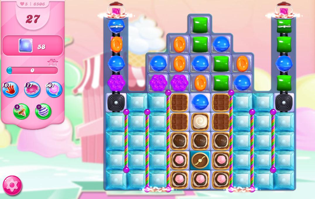 Candy Crush Saga level 6506