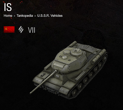 World of Tanks Blitz Tank Çeşitleri IS Tank