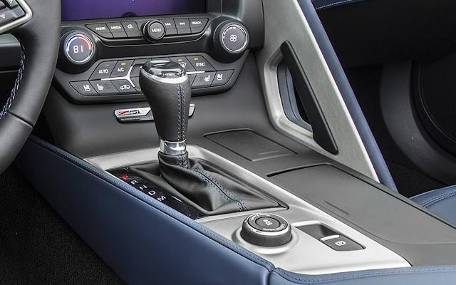 Corvette Automático - preferido dos consumidores