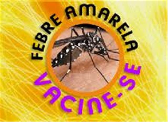 Veja onde tomar vacina contra febre amarela