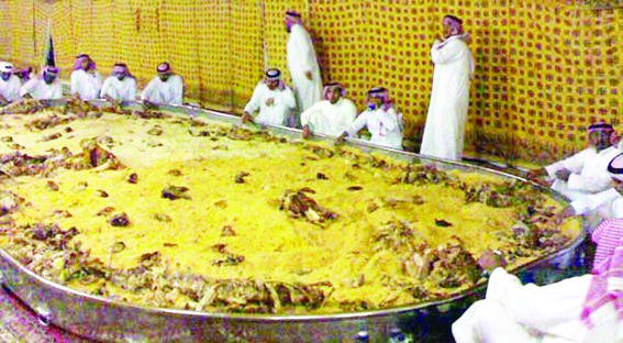 SAUDI IS HONORED FOR WASTING FOOD THAN ANY OTHER COUNTRY