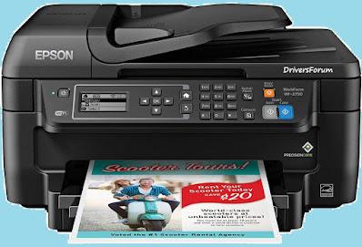 Epson WorkForce WF-2750 Printer Driver