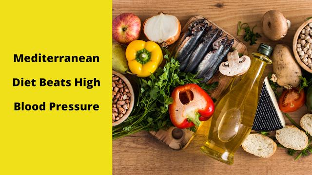 Mediterranean Diet and the South Beach Diet