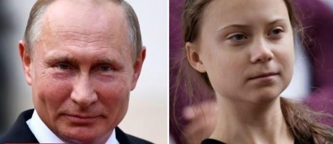 Πούτιν κατά Τούνμπεργκ: Ανενημέρωτη έφηβη που την εκμεταλλεύονται
