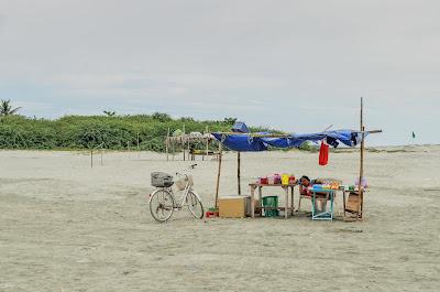 Siesta Halo Halo Vendor Puro Pinget Island Magsingal Ilocos Sur Philippines