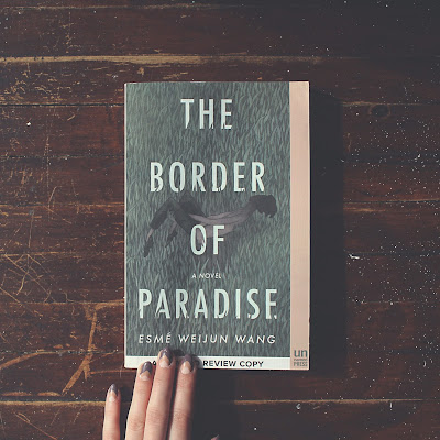 Thrifty Thursday #5: The Border of Paradise :: Outlandish Lit