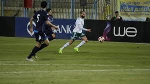 مباراة بيراميدز والمصري hd