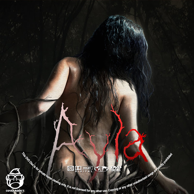 Ayla DVD Label
