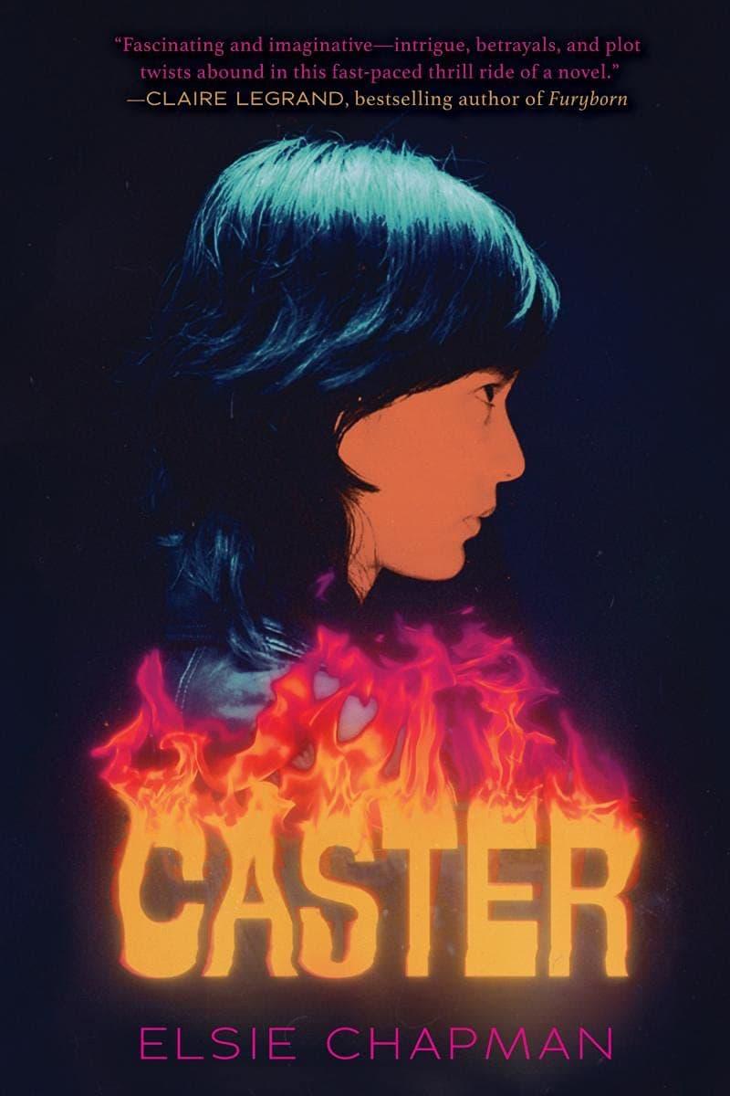 Paramount снимет экранизацию подросткового фэнтези-романа Caster Элси Чэпмен