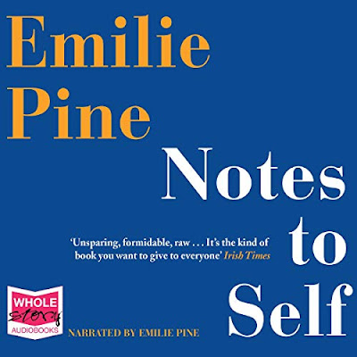 emilie pines notes to self audiobook