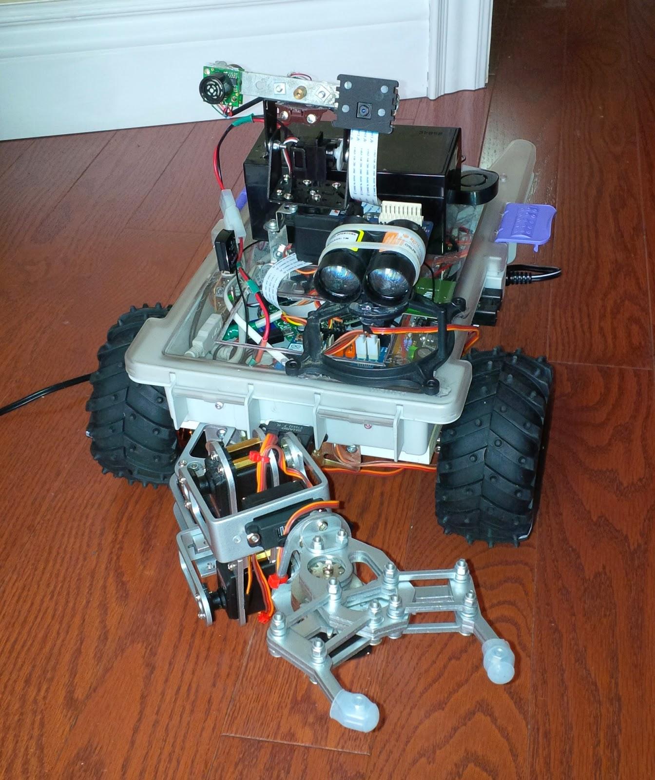mars rover arduino code - photo #8