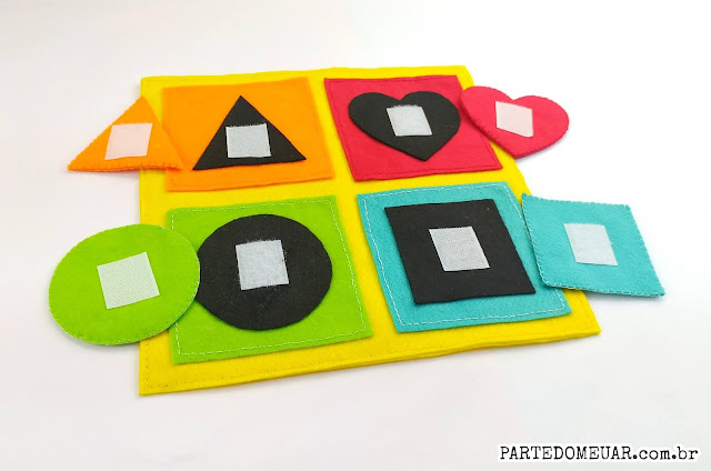 jogo educativo formas geométricas
